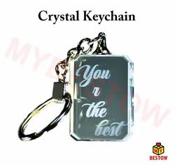 Crystal Key Rings