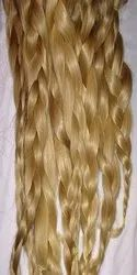 100% Natural Indian Human Blonde Bulk Hair