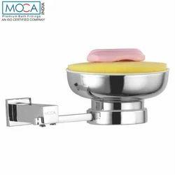 Shape: Round Soap Dish