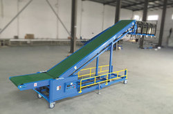 Container Loading Conveyors
