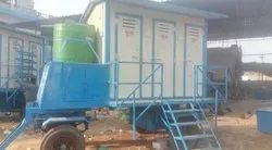 Mobile Toilet Van 6 Seater