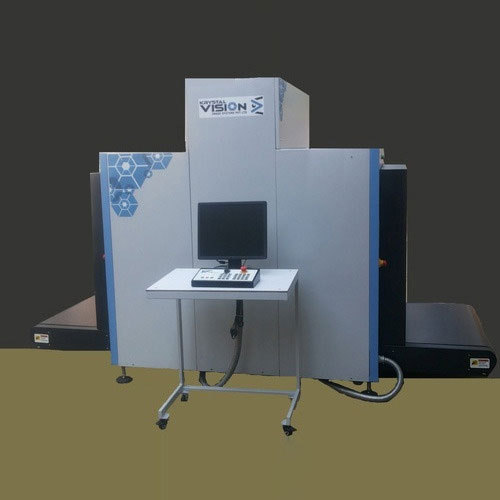 Large Size X Ray Baggage Scanner
