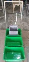 3 wringer bucket