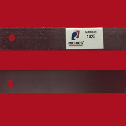 Maroon Edge Band Tape