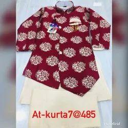 Kids Designer Baba Suit