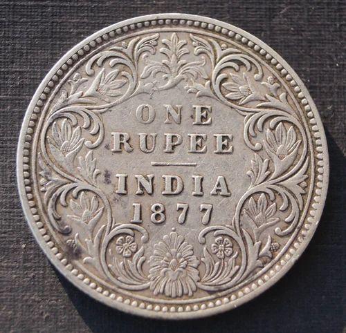 Silver Coin India April 2019