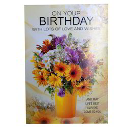 Birthday greeting card wholesaler wholesale dealers in india greeting card m4hsunfo