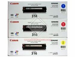 Canon 316 Toner Cartridge Colour