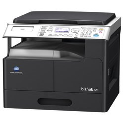 Konica Minolta Bizhub 206 Multifunction Printer With Trey,Bypass,Duplex,Dadf