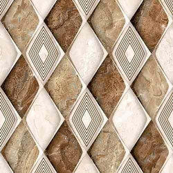 Carton Box Digital Print Wall Tile, 5-10 mm