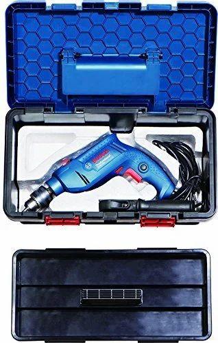 Bosch GSB 55 Impact Drill Set, Voltage: 230V