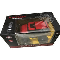 ST Black, Red Kids Mad Racing RC Car Toy