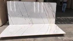 RMS Lilac White Imported Marble