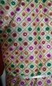 Phulkari Embroidery Fabric