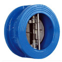 Cast Steel Dual Plate Check Valves