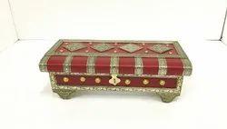 Red Shahi Dry Fruit Box