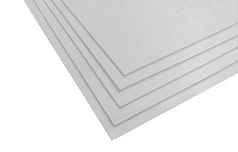 Plastic Corrugated Sheets For Printing, Size: 6 X 4 Ft
