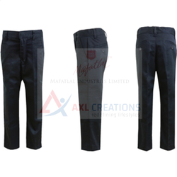 PV Ready Made Black Stitched Trouser/Pant