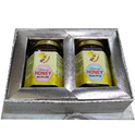 Diwali Beauty Gift Pack(250 G Multiflora Honey  250 G Eucalyptus Honey)