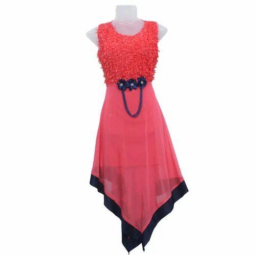 3483bb62c19898 Designer long top ladies long top muskan jpg 500x500 Long top