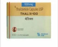 Thalidomide Capsules THALIX 100/50