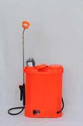 SPRAYWELL Battery Sprayer 8AH, For Pesticides Spraying, Capacity: 16 liters