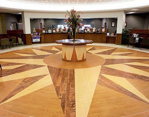 Designer Vinyl Flooring At Rs 20 Square Feet Vinyl Floorings Id