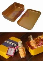 Rectangular Plain Gift Packing Boxes