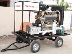 High Pressure Water Jet Cleaning Machine Manufacturers