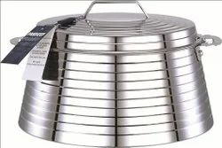 Stainless Steel Sarovar Hot Pot