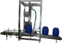 Semi Automatic Drum Filling Machines for 50 liter Drum
