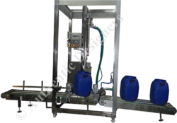 Semi Automatic Drum Filling Machines For 50 Litre Drum