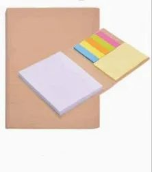 Slip Pad with Sticky Notes