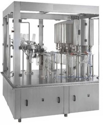 Fully Automatic Water Bottle Rinsing, Filling and Capping Machine