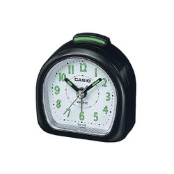 Casio Resin TQ 148-1 Table Clock for Office, Size: 61x61x32mm