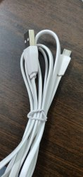 Flat USB Data Cable