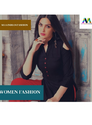Maa Indian Fashion Black Rayon Kurti With Palazzo Set