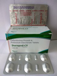 Cefpodoxime And Potassium Clavulanate Tablets