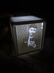 Personalized Gifts, Photo Frame , Named Keychain, Lithophane
