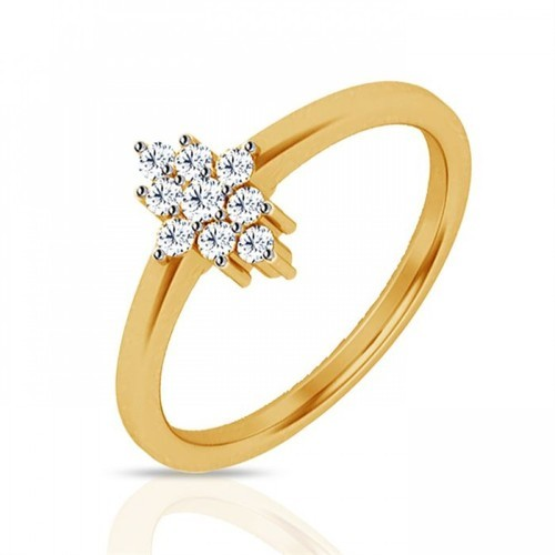 Engagement Gold Ring View Specifications & Details of Engagement