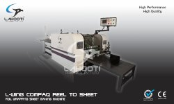 Foil Paper Sheet Cutting Machine