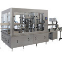 Automatic Rinser Filler Capper for Fruit Juice Machine Model-RRFCJ-40