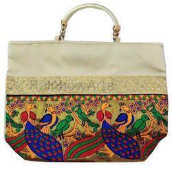 Ladies Handicraft Hand Bag