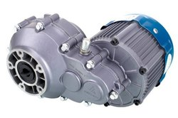 BLDC Motor With Differential Gearbox Bn1412d, 48 V
