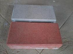 Cement Rectangular Interlocking Tile, Thickness: 15 to 25 mm