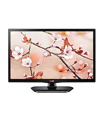 Black LG 22mn48 21.5 Inches IPS Monitor