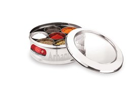 Arhanto Stainless Steel Vivo Spice Box
