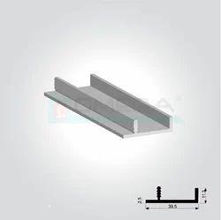 Aluminium J Handle