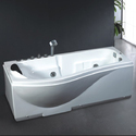 Single Seater Jacuzzi Massage Hot Bathtub BI-MEE005
