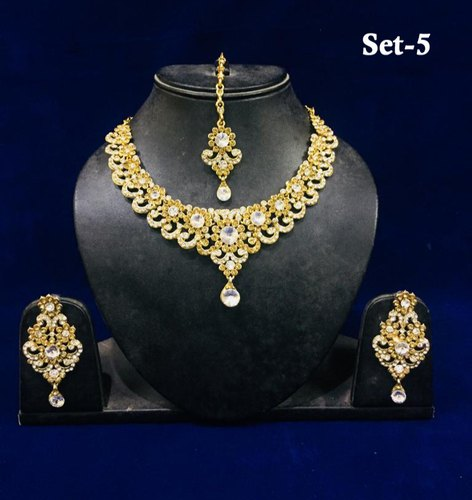 Artificial Bridal Jewellery Sets: Indian Artificial Jewellery